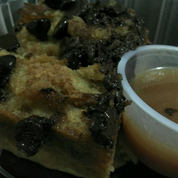 Bread Pudding @ Fairycakes808