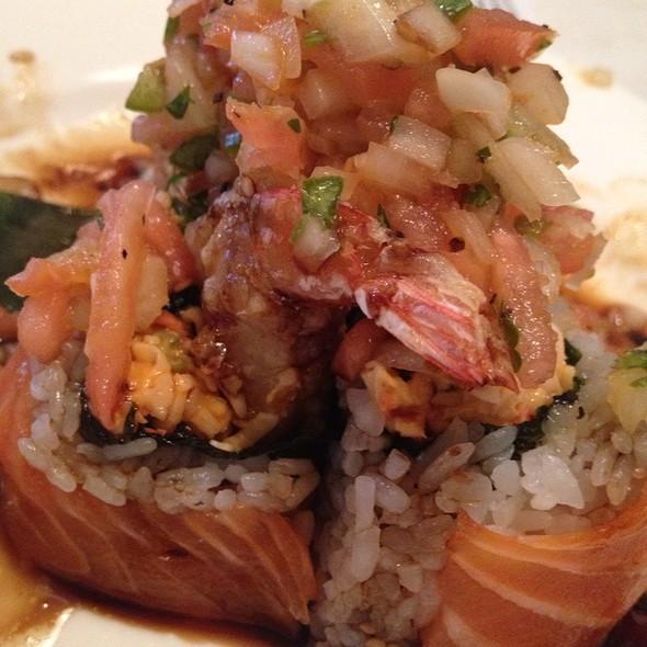 Hot Kiss Roll @ Tokyo Sushi Loha