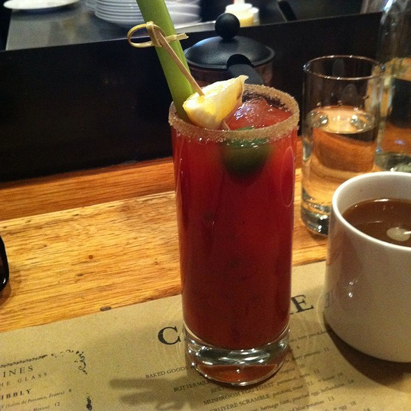 Bloody Mary @ Colonie