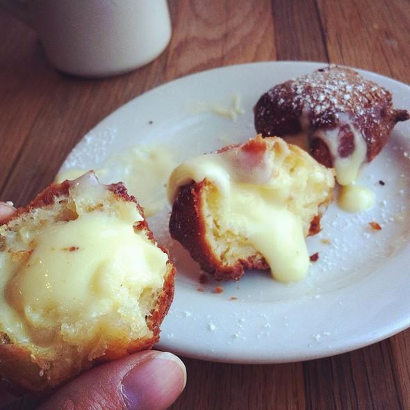 Donut Holes @ Plow