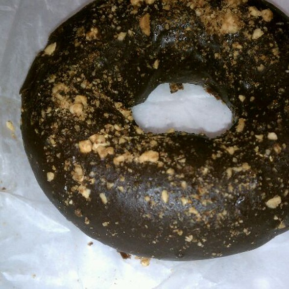 Chocolate Spicy Peanut @ Federal Donuts