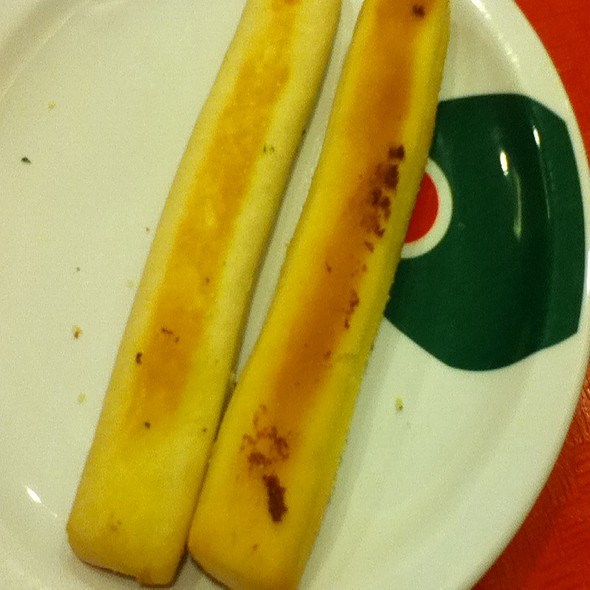 Breadsticks @ Bigoli, Eastwood