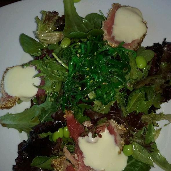 Seared Ahi Tuna Salad @ Zen Restaurant