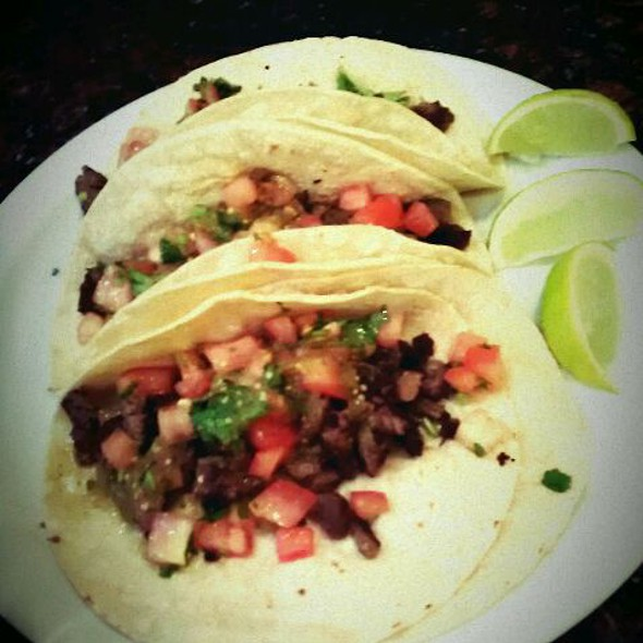 Beef Tacos @ Guanacos Tacos On Broadway