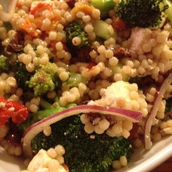 Couscous Salad @ Christine's