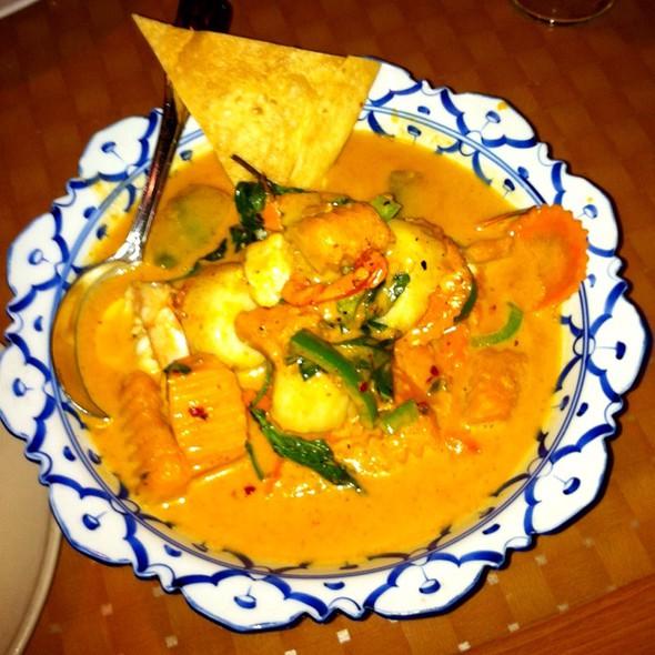Pumpkin Curry @ Best Thai Restaurant