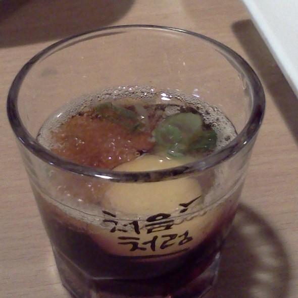 Quail Eggs @ Asahi Sushi