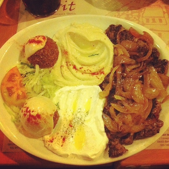 Kebab Ugarit @ UGARIT