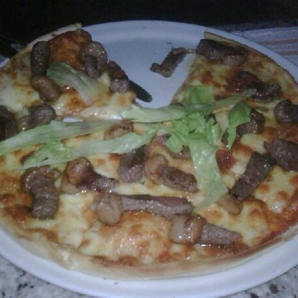 Pizza Da Picanha @ Durval Restaurante