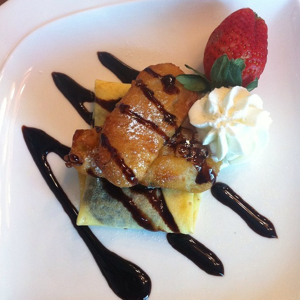 Banana Fritter Crêpe @ Made My Day