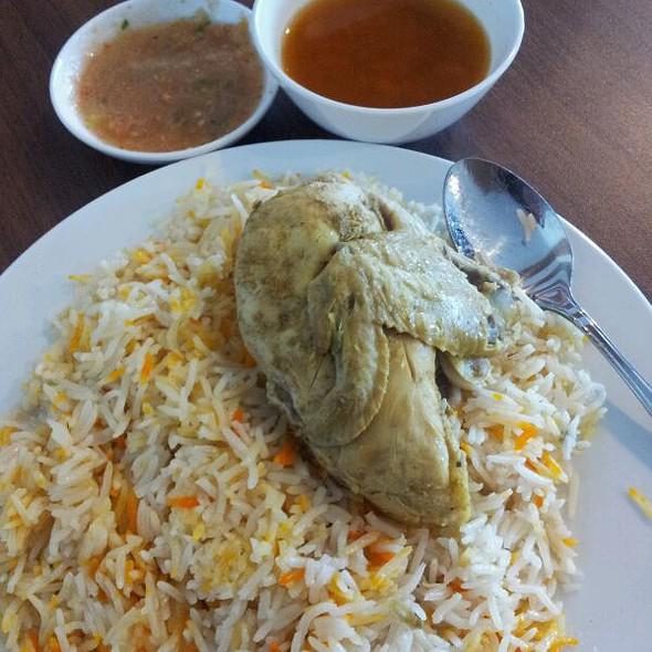 Hanith Chicken Rice