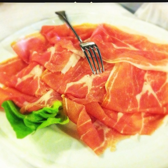Crudo Al Coltello