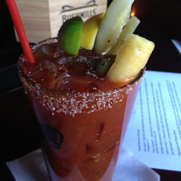 Bloody Mary @ Kennett Restaurant