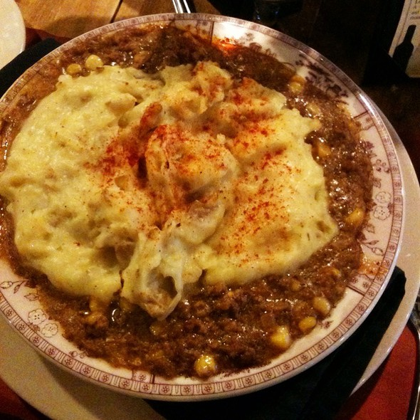 Shepherd's Pie - Publick House, Sturbridge, MA