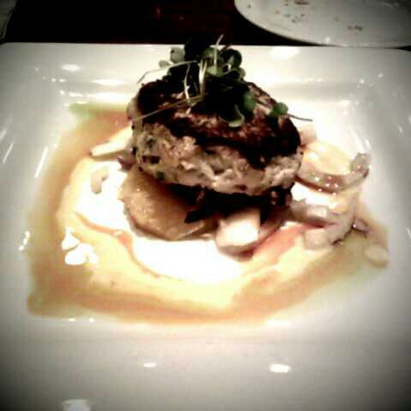 Crabcakes @ McCormick & Schmick's