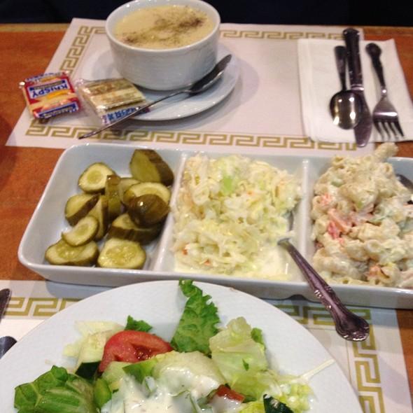 Salad @ Red Oak Diner