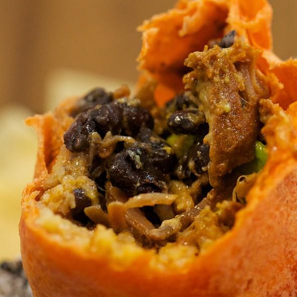 Carnitas Burrito @ Freebirds World Burrito