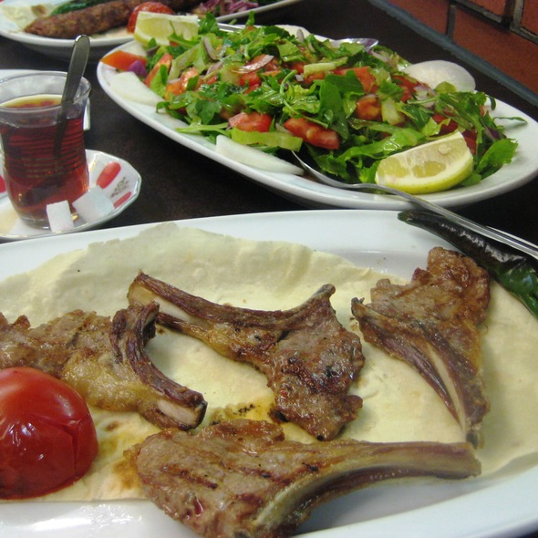 Kuzu pirzola resimli yemek tarifleri for Anatolia mediterranean cuisine new york