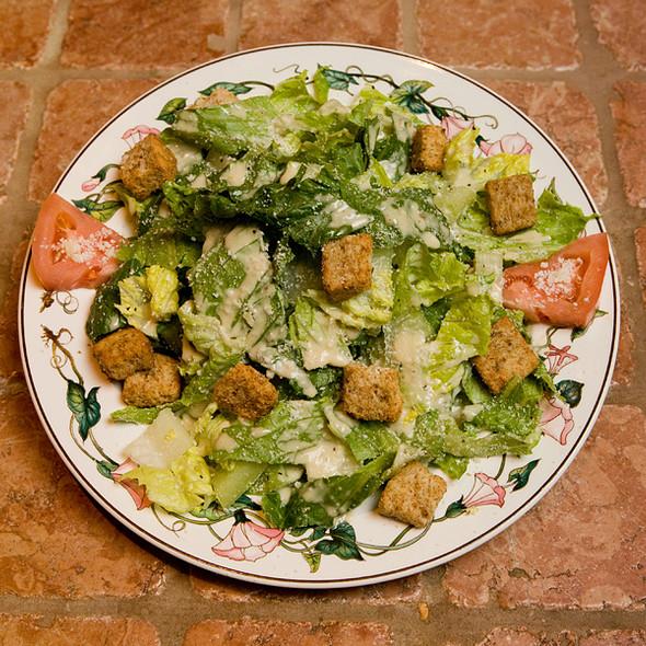 Ceaser Salad - Carmelo's Ristorante Italiano - Houston, Houston, TX