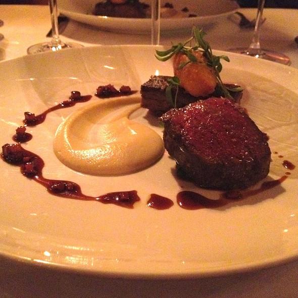 Venison @ Deanes Restaurant