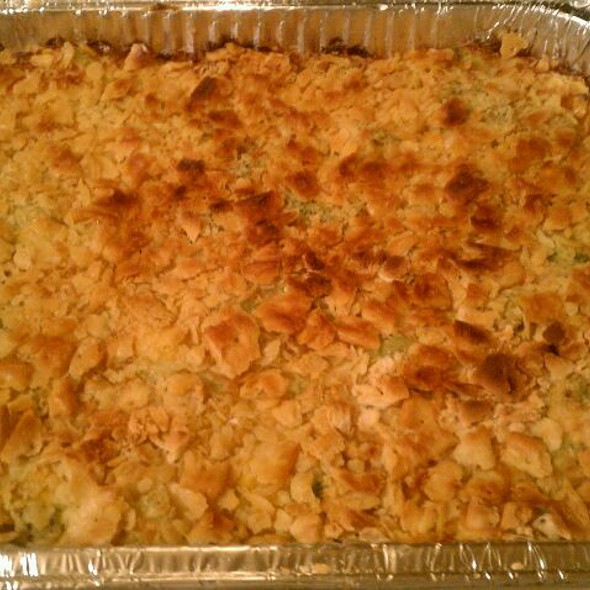 Broccoli And Cheese Casserole @ By Me
