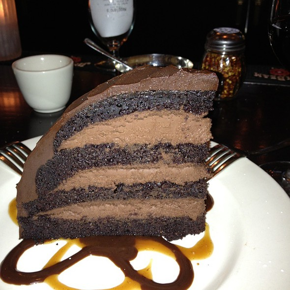 Chocolate Cake @ Maggiano's Little Italy