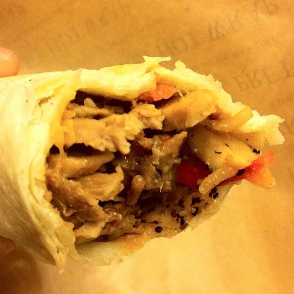 Hoisin Duck Wrap @ Pret A Manger