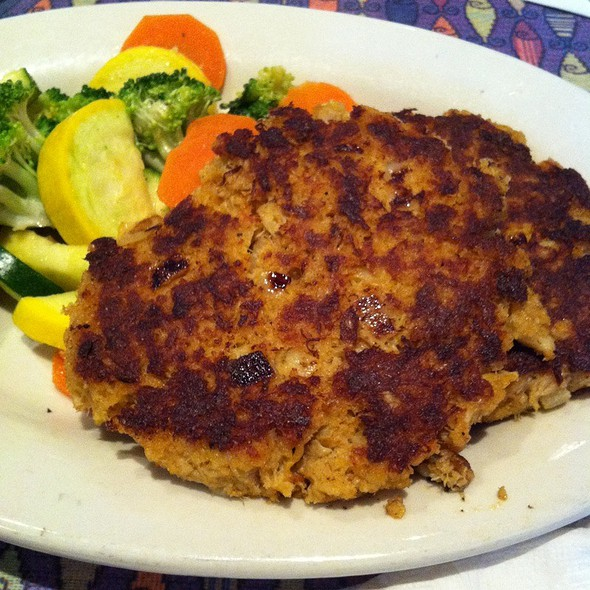 Crab Cakes @ Fish City Grill