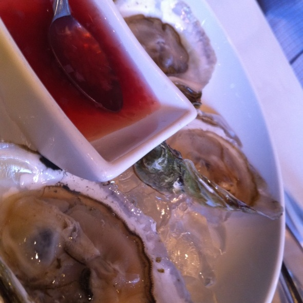 Oysters - Buonanotte - Montreal, Montreal, QC