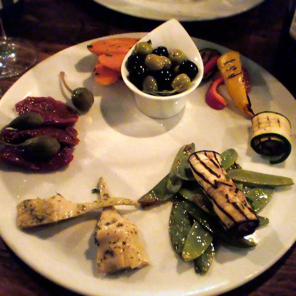 Antipasti Plate @ Paul Restaurant