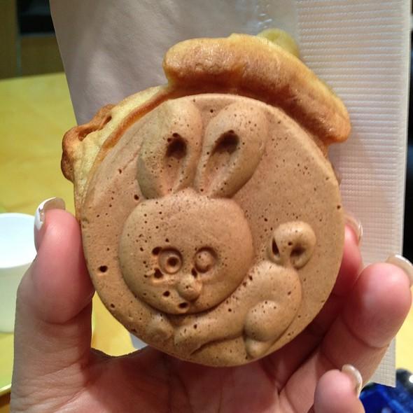 Cream-Yaki @ Mitsuwa Marketplace - NJ