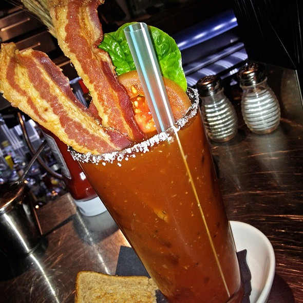 Bloody Mary BLT
