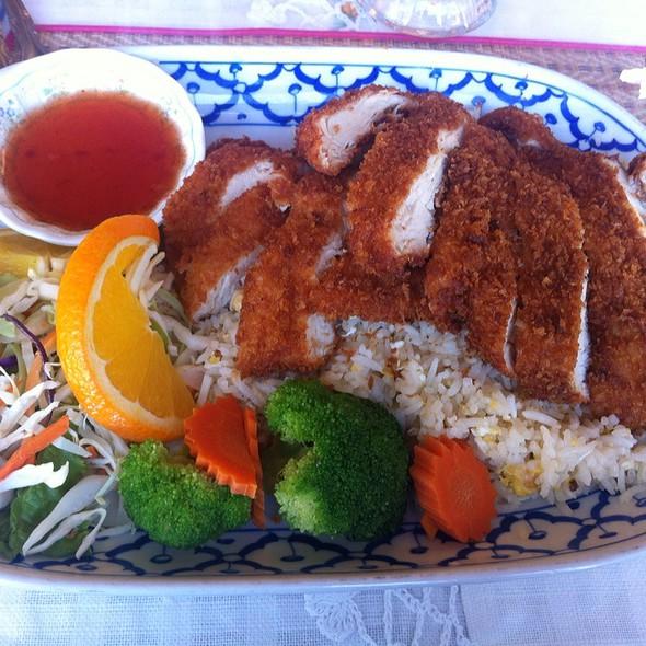 Khao Mun Gai @ Thai Satay Restaurant