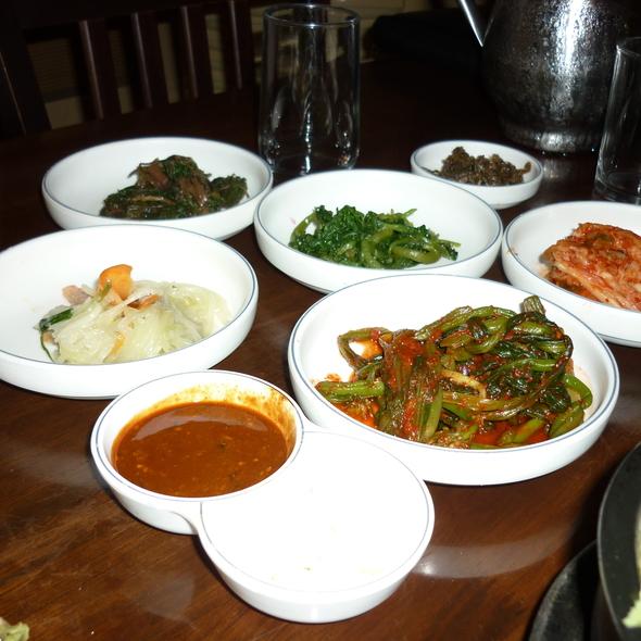 bibimbab @ Restaurante coreano Manna