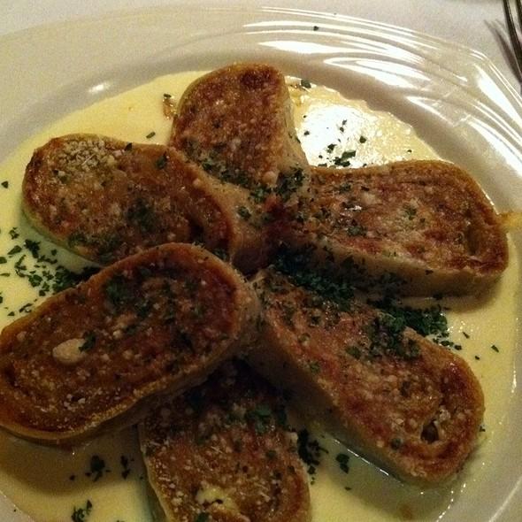 Pumpkin & Squash Pasta W/ Gorgonzola Sauce - il Bistro Italiano, Grand Junction, CO
