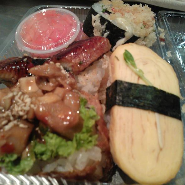 Sushi @ Matsu Sushi