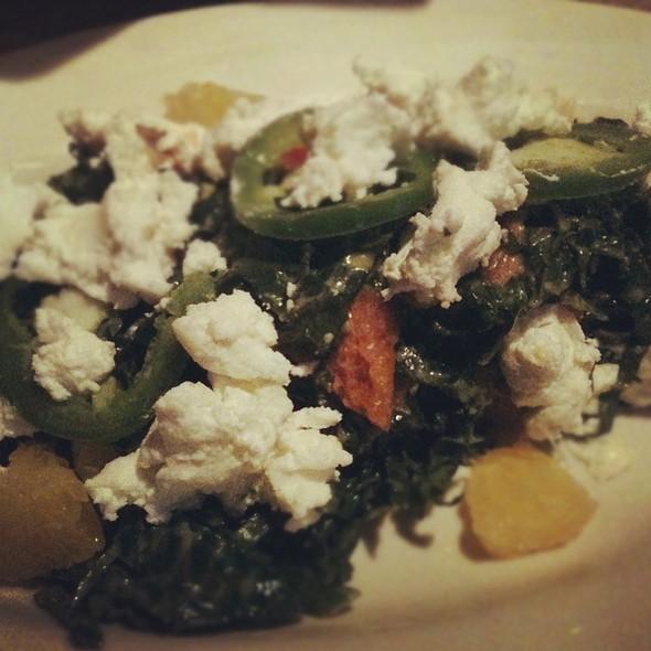 Kale Salad @ Delphine