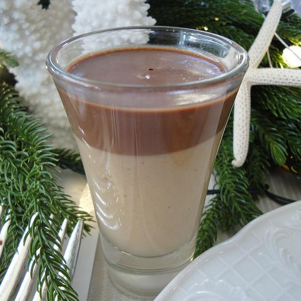 Chocolate & Caramel Mousse  @ Hoku's