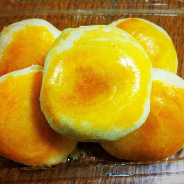 ขนมเปี๊ยะไข่ @ ตลาดนัดรัชดา ซอย 4