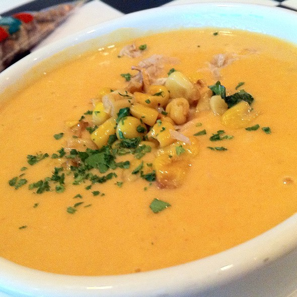 Lobster Bisque - Riva Crabhouse on Navy Pier, Chicago, IL