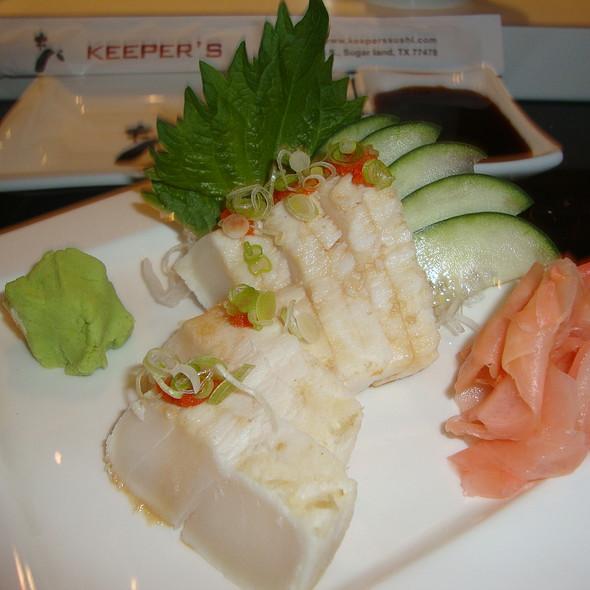 Keeper's Japanese Restaurant Menu - Sugar Land, TX ...