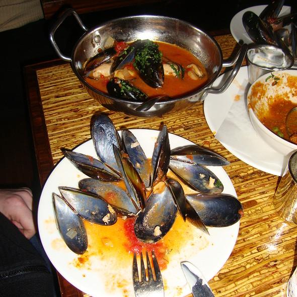 Mussels Oporto @ Oporto
