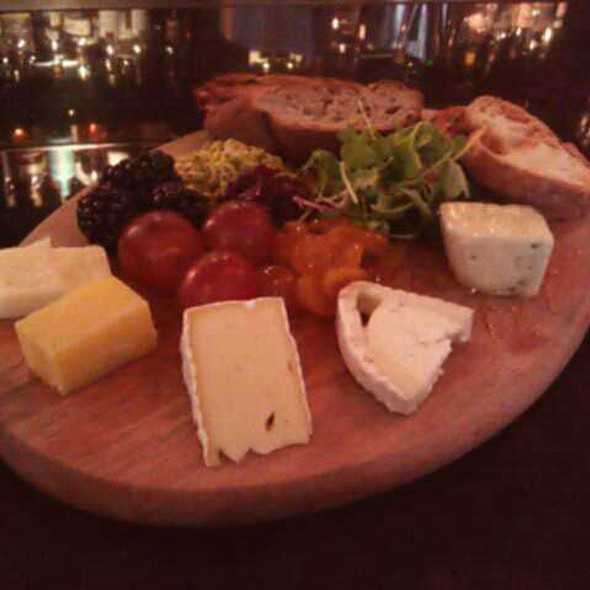 Cheese Board @ Sable Kitchen & Bar