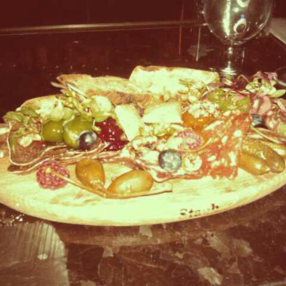 Charcuterie plate @ Sable Kitchen & Bar