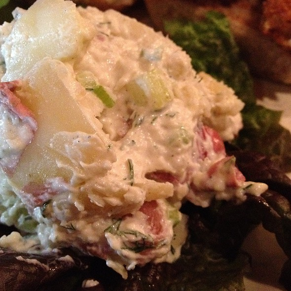 Potato Salad @ Ruggles Bakery