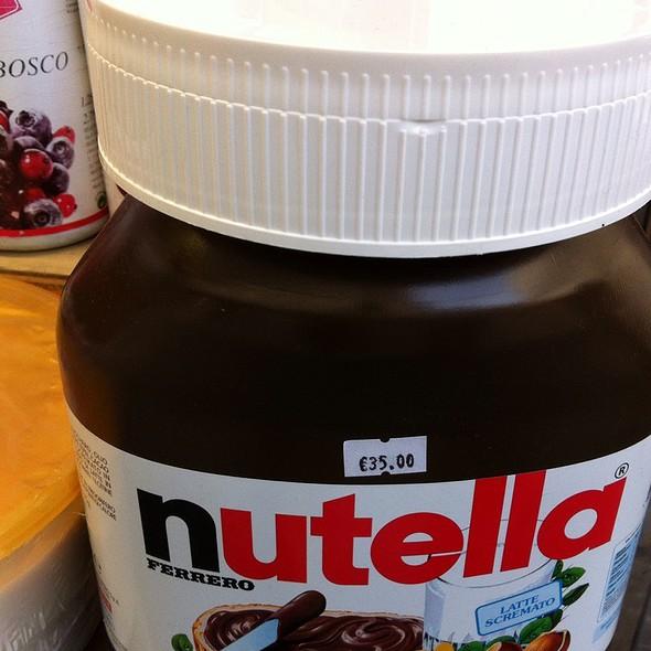 Nutella @ Mercato Centrale