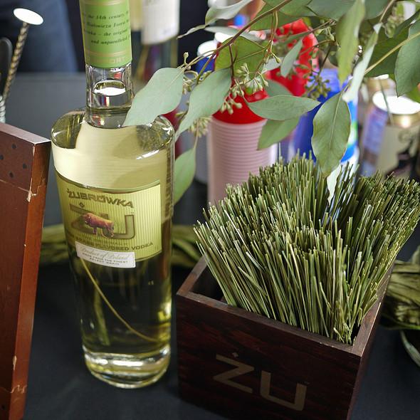 ZU Bison Grass Flavored Vodka