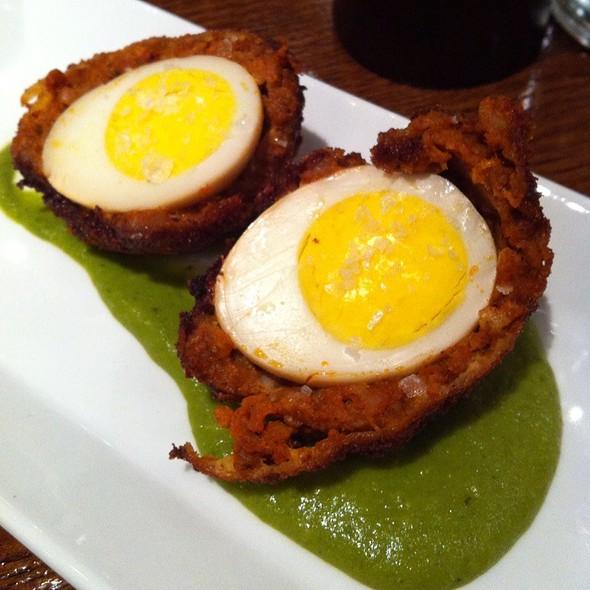 Scotch Eggs @ The Hamilton