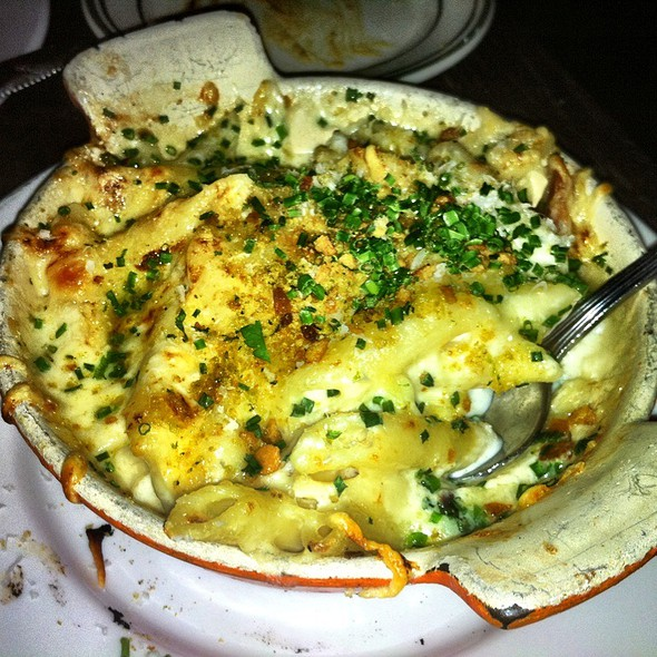 Mac and Cheese - Almond, New York, NY