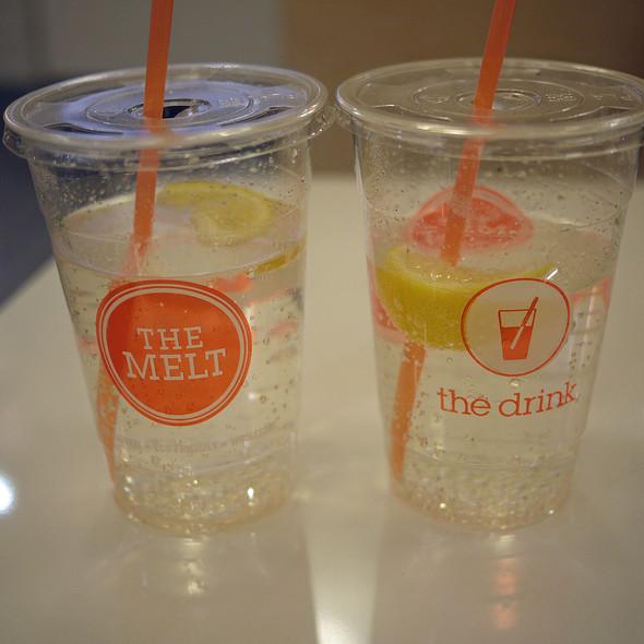 Soft Drink @ The Melt, Stanford Shopping Center